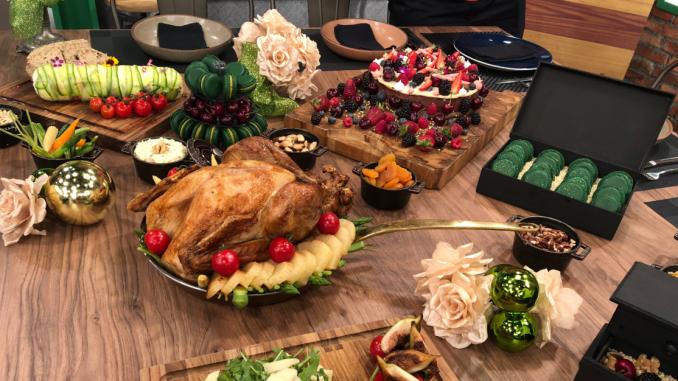 Hilton São Paulo Morumbi promove comemoração para o Thanksgiving 2019