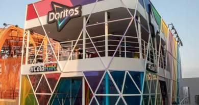 doritos PepsiCo e marca foram reconhecidas por suas ações voltadas para a sustentabilidade e diversidade dentro e fora do festival