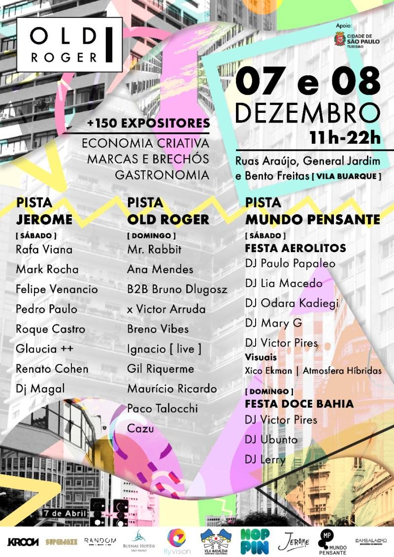 Festival leva música eletrônica e jazz de graça ao centro de São Paulo