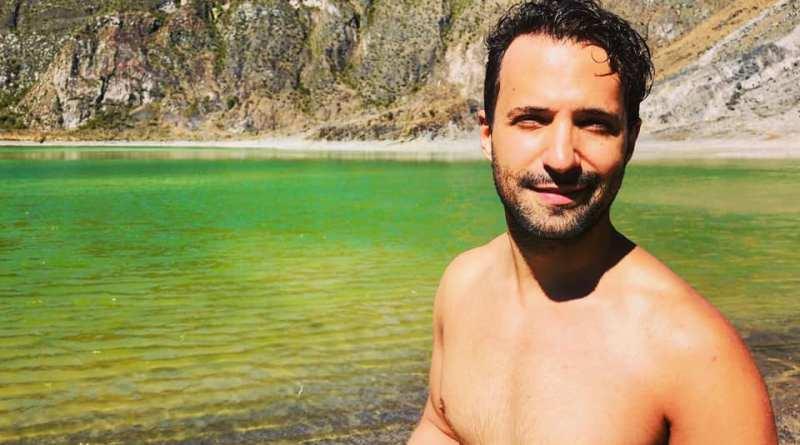 """Atualmente no ar na série """"O Último Dragão"""", na Netflix, o brasileiro Rodrigo Massa performará suas composições autorais na live do GAY BLOG BR"""