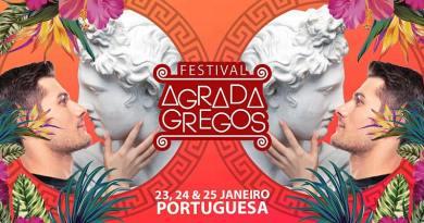 Bloco Agrada Gregos adia festival para janeiro