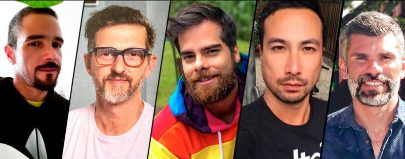 André Fischer, Pedro HMC e Vinícius Yamada são convidados para live sobre jornalismo LGBT+
