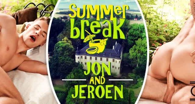 [BelAmiOnline.com] Summer Break, Ep.9: Jon Kael, Jeroen Mondrian