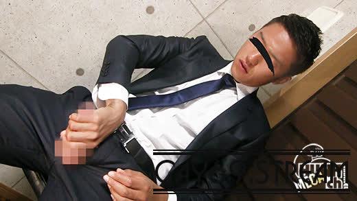 【TR-MS015】Men's スリムスーツ part15