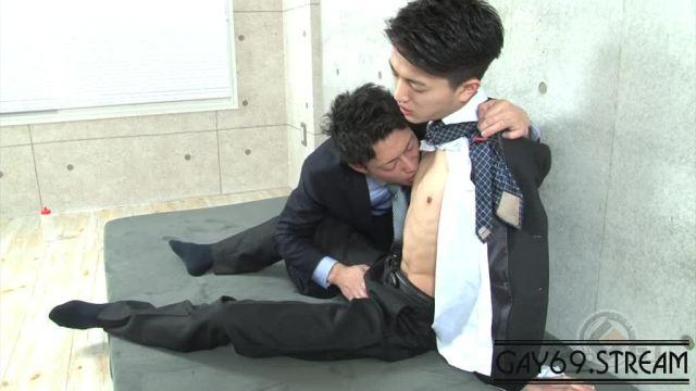 【GT-1263】RYO先生がスーツのままYAMATO先生とOFFICE LOVE☆