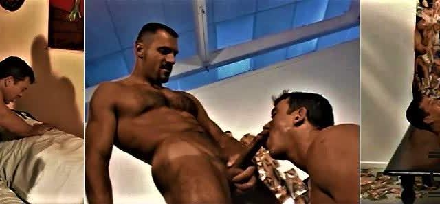 Bonesucker. Scene 4 (Arpad Miklos, Carlos Morales)