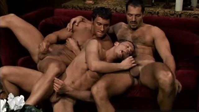 Entourage 1. Scene 4 (Jason Adonis, Arpad Miklos, Bobby Williams)