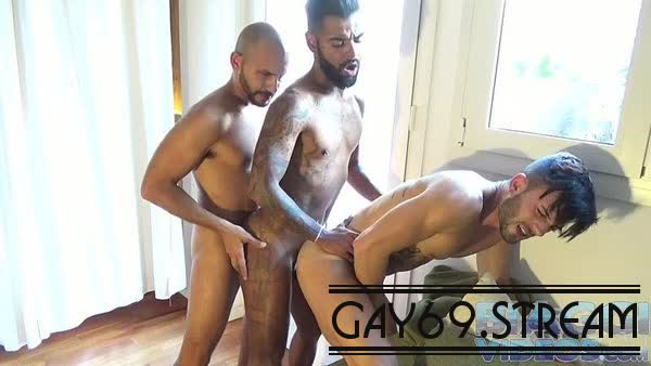[BiaggiVideos.com] Latin 3Way: Part 2 (Andy Star, Matazaro & Antonio Biaggi)