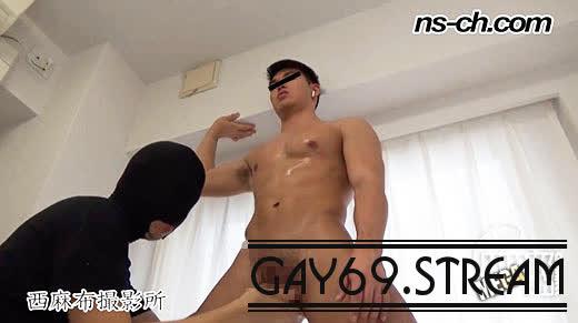 【HD】【NS-451】S級筋肉男子は潮吹き体質でした!!オシッコ出ちゃった!!