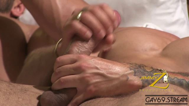 [Jimmy Z] Shower and Suck – Christian Power and Emiliano (Parts 1 and 2 combined)