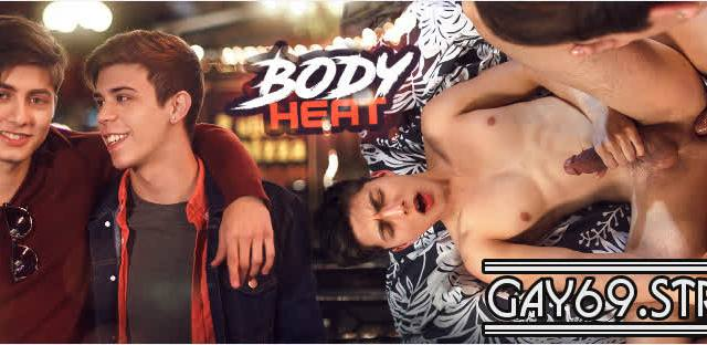 [Helixstudios.net] Body Heat / 5751 (Landon Vega, Angel Rivera)