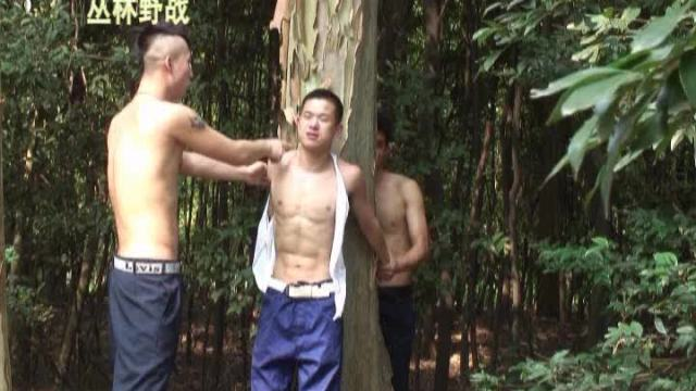 Gay China – Jungle War Games_180222