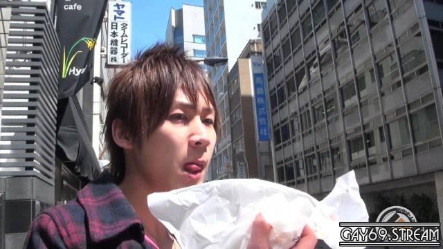 【HD】【GT-322】 これは必見!SEIYAの予想外大量発射@居酒屋!!!