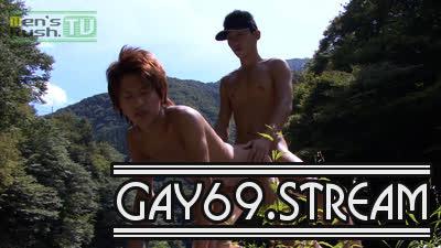【HD】【MR-KR362】超ジャニカワノンケヤマトが初野外セックスに挑戦♪