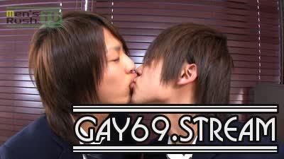 【HD】【MR-KR437】セイヤとヤマトがブレザー姿で絡み合う☆