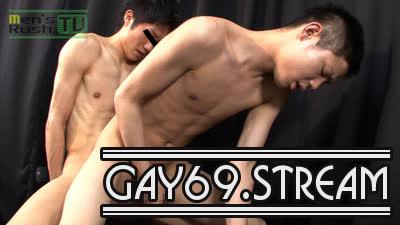 【HD】【MR-KR456】ダイチの生リングマラが短髪爽やか少年のアナルを貫きダイチ2回発射☆