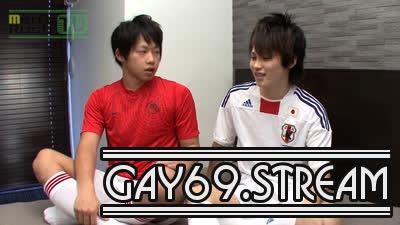 【HD】【MR-KR512】18歳の現役ライフセーバーがHIKARUの生ケツでタチデビュ〜♪