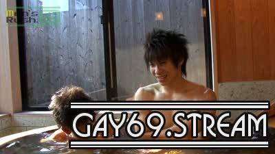 【HD】【MR-TK099】ソフトマッチョなノンケ男子に温泉で悪戯!