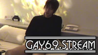 【MR-ON127】スジ筋イケメン「ヨシト」のオナニー