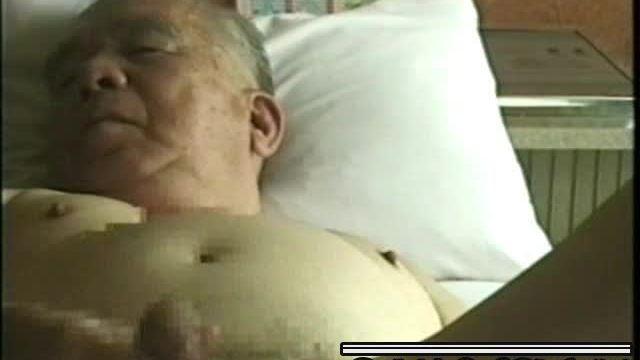 【homan】 SANCTUARY – Chubby old mans fucking_180511