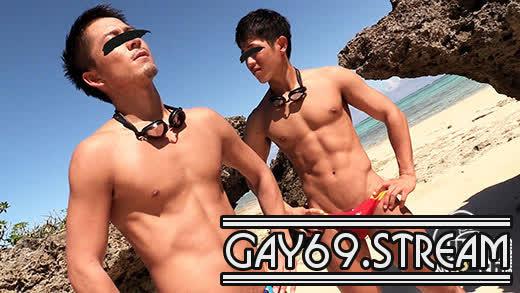【HD】【TR-NS001】 【TRANCE:Full HD】Naked Summer part1