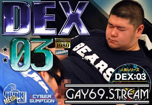 【CGP-00601】『DEX:03〜デカチン兄弟の不純性交尾〜』
