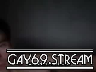 【Gay69Stream】 Filipino actor Carlos Morales jerks off with cum