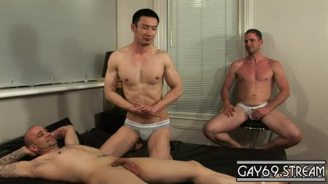 【Gay69Stream】 HFHC – Peter the Asian topped by Johnny Maverick and Sam Swift_190207