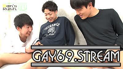 【HD】【MR-KR1297】 リア友のチ○コに大はしゃぎ!仲良し3人組がオナニー&しゃぶり合い!