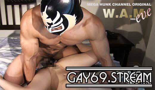 【WEV-0002】 【W.A.M.xEVE:Full HD】この筋肉、凶暴なり!!!モノを壊すように内響く挿入音!!極上の快感を得るまでガン掘りが止まらない!!!
