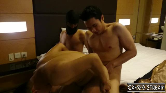 【HD】【Chinese】 Jerry 3some part 2_190302