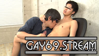 【HD】【GT-1526】天性のエロ素材!甘々なルックスの青年を面接・テコキ!