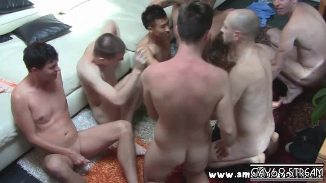 【HD】【Australian】 8 Way Group Sex At Home (Part 2)_190703