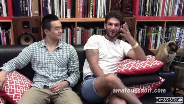 【HD】【Australian】 Caleb and Matias (Interview)_190703