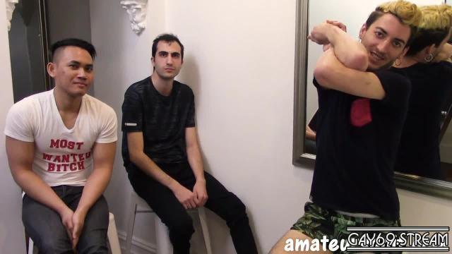 【HD】【Australian】 Joe, Xavier and Erik (Interview)_190703