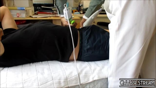 【HD】【what is ED】 Ejaculation cracks ice on spine_190727