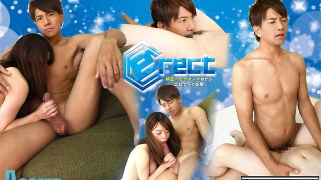 【ACST031】 erect~巨根モデル矢馬人 本能のままに女に喰らいつくマジSEX!!~