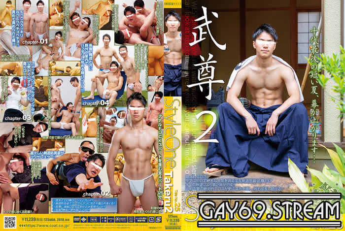 【COAT1255_B】 Style One Title No.25 Takeru 2 28_20210416