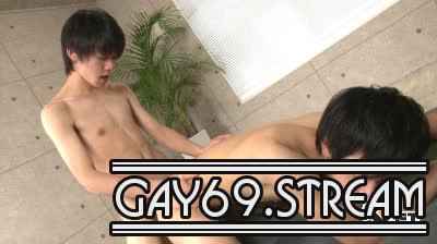 【HD】【GT-821】 童顔清純派BOY・SOUTAはバリタチ!?TOMOYAにガッツリ中出し種付け♂