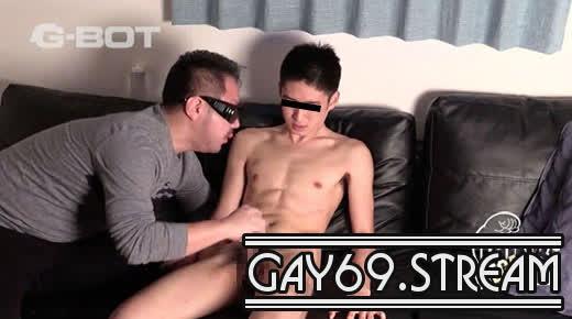 【HD】【BOT-0206】 【G-BOT 16:9】男のフェラテクに溺れてしまう!20歳の元バスケ部員が盛大に精子を撒き散らす!