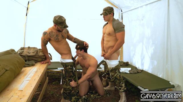 【HD】【Gay69Stream】 Axel Kane, Vadim Black & Tobias