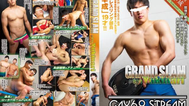 【COAT1503】 GRAND SLAM #024 幸成 yukinari