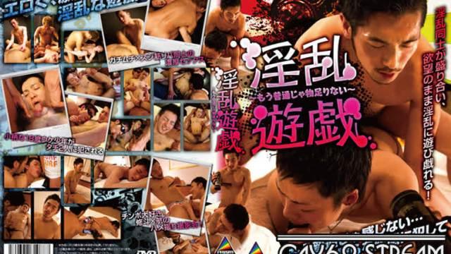 【HD】【PRZ88】 PRV-088 淫乱遊戯 – もう普通じゃ物足りない –