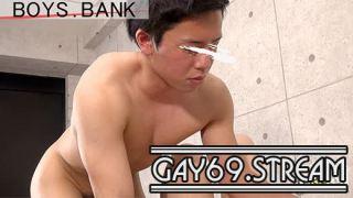 【HD】【BYB-0006】 【BOYS.BANK:Full HD】18歳大学生!純情ガッちび体育会男子から溢れ出る大量のガマン汁が止まらない!!006_20210228