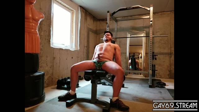 【HD】【toadberg】 home gym