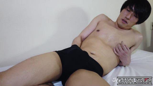 【HD】【JapanBoyz】 Ken's Porn Dream Cums True