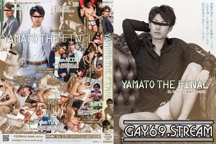【COAT1098_A】 YAMATO THE FINAL