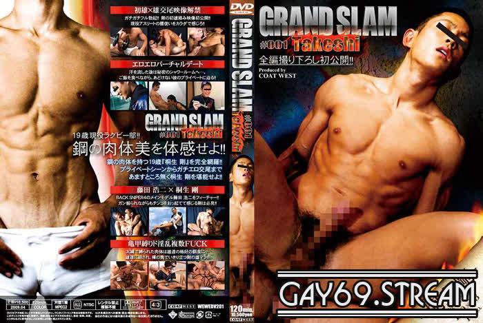 【COAT209】 GRAND SLAM #001 TAKESHI 36_20210416