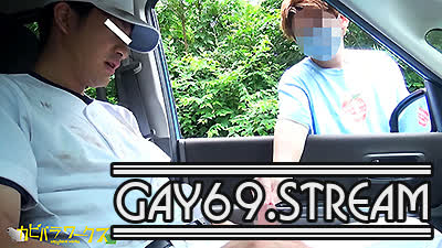 【HD】【CAPY-635】 野球ユニ野外露○CARSEX【真聡】車内でガン掘られ欲情快感!!