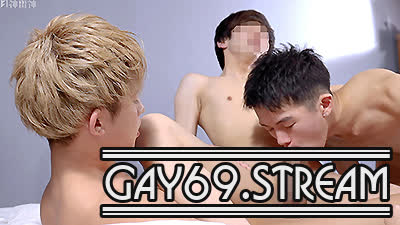 【HD】【FUJ-036】 3Pセックス!変態タチカップルに襲われ種マンしょう君!